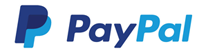 Major Credit Cards Accepted through PayPal